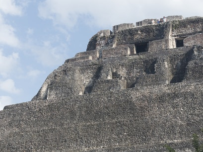 Maya Sites San Jose Succotz  Belize
