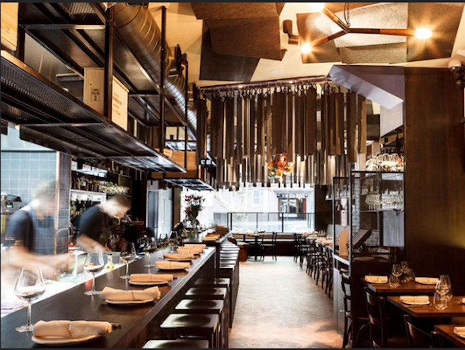 A wine bar with excellent eats Potts Point  Australia