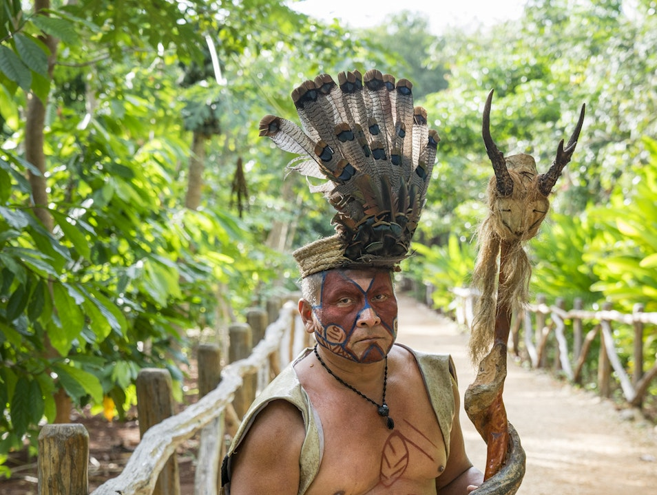 The History of Chocolate, A Wildlife Refuge & Mayan Culture