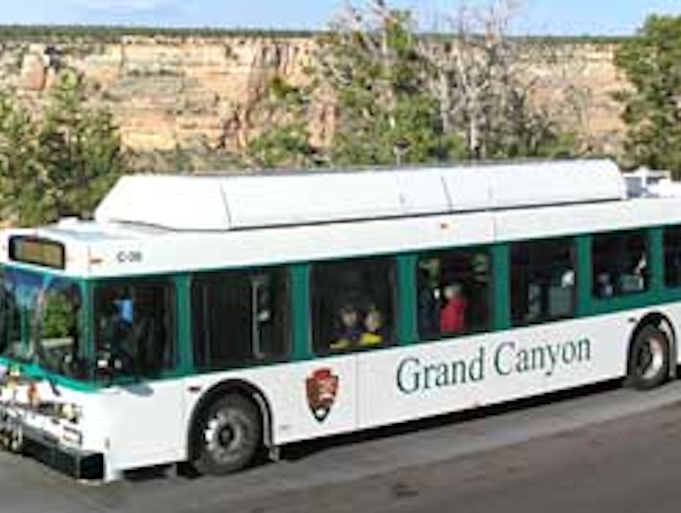 Hop On. Hop Off. GRAND CANYON Arizona United States
