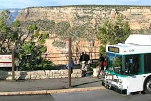 Grand Canyon South Rim Free Shuttle