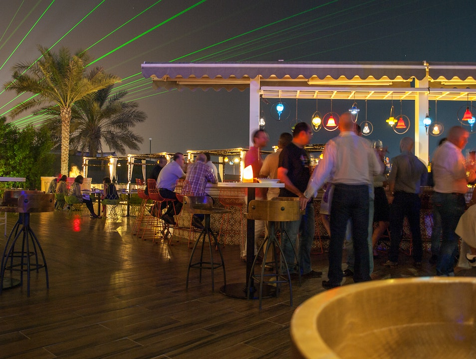 Brunch by Day or Evening Reprieve Abu Dhabi  United Arab Emirates