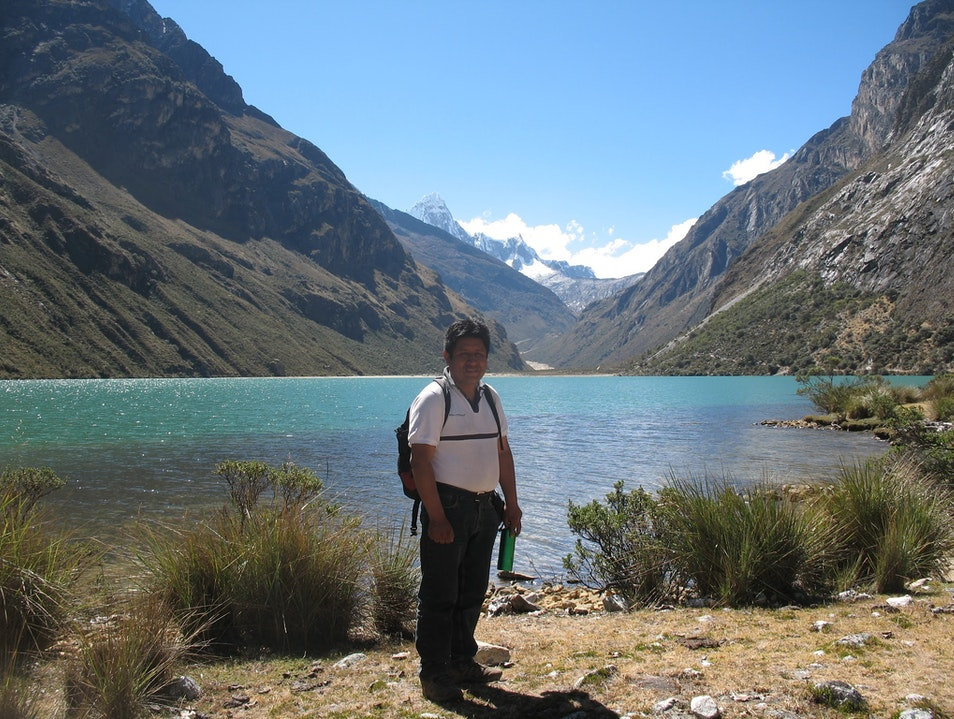 Full Day English Speaking Guided Tours in Huaraz - Cordillera Blanca Carhuaz  Peru