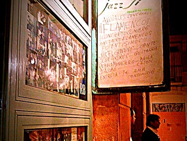 JazzSí - Authentic musicians hang out
