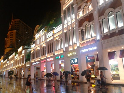 Zhongshan Rd Xiamen  China