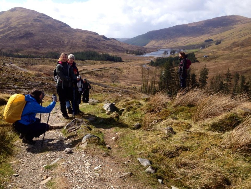 Hike 96 miles of Scoland's West Coast - West Highland Way Kinlochleven  United Kingdom