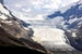 Walking on the Athabasca Glacier in the Canadian Rockies
