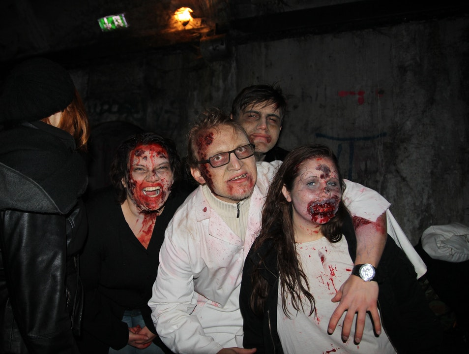 Zombies in the Sewers of Vienna Vienna  Austria