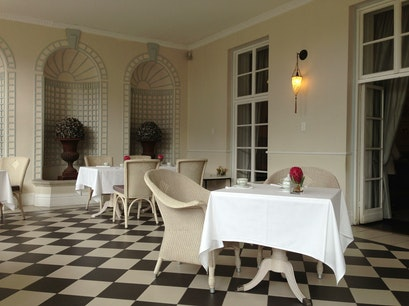 High Tea at the Belmond Mount Nelson Hotel Cape Town  South Africa