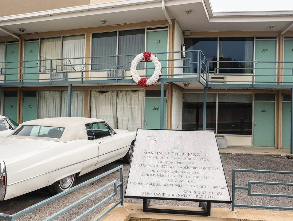 National Civil Rights Museum Memphis Tennessee United States