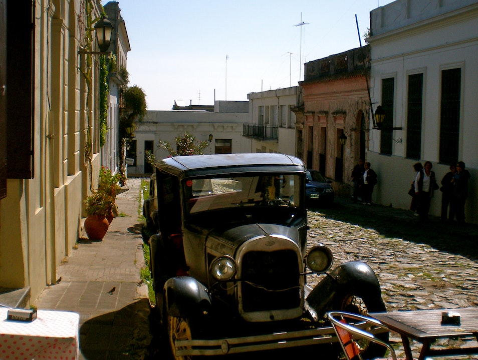 A trip from Buenos Aires