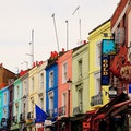 Portobello Road London  United Kingdom