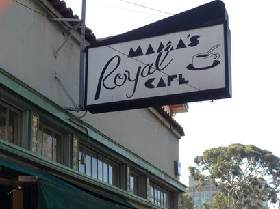Mama's Royal Cafe Oakland California United States