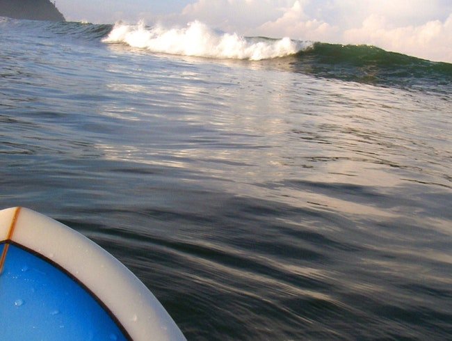 jaco, costa rica  and surrounding surf
