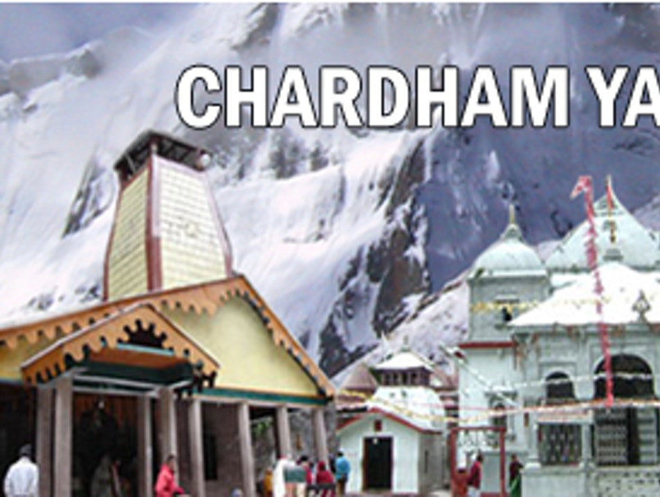 Chardham Perch in the Mystic Beauty of Garhwal Himalayas