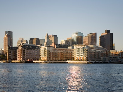Battery Wharf Hotel Boston Massachusetts United States