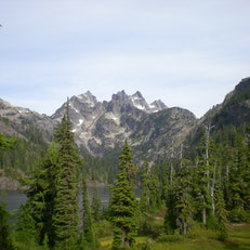 Spectacle Lake, Wenatchee National Forest