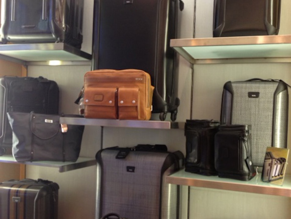 Luggage to Support Your Shopping Habit