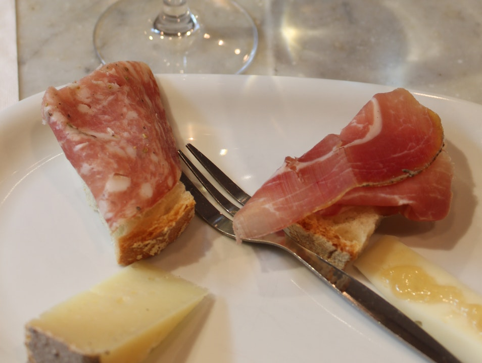 Food and Wine tasting  Florence  Italy