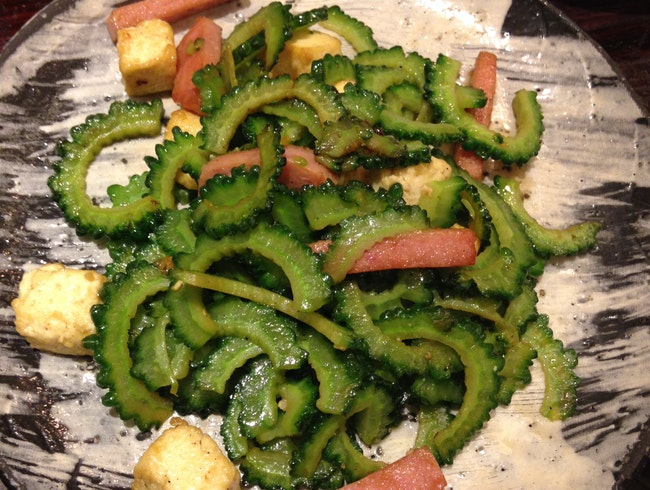 Fantastic Okinawan Food in the Heart of Osaka