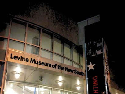 Levine Museum of the New South Charlotte North Carolina United States