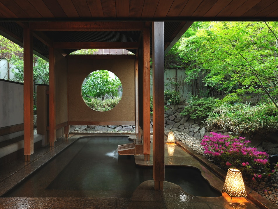 Take a Bath Unlike Any Other at Kai Matsumoto Matsumoto  Japan