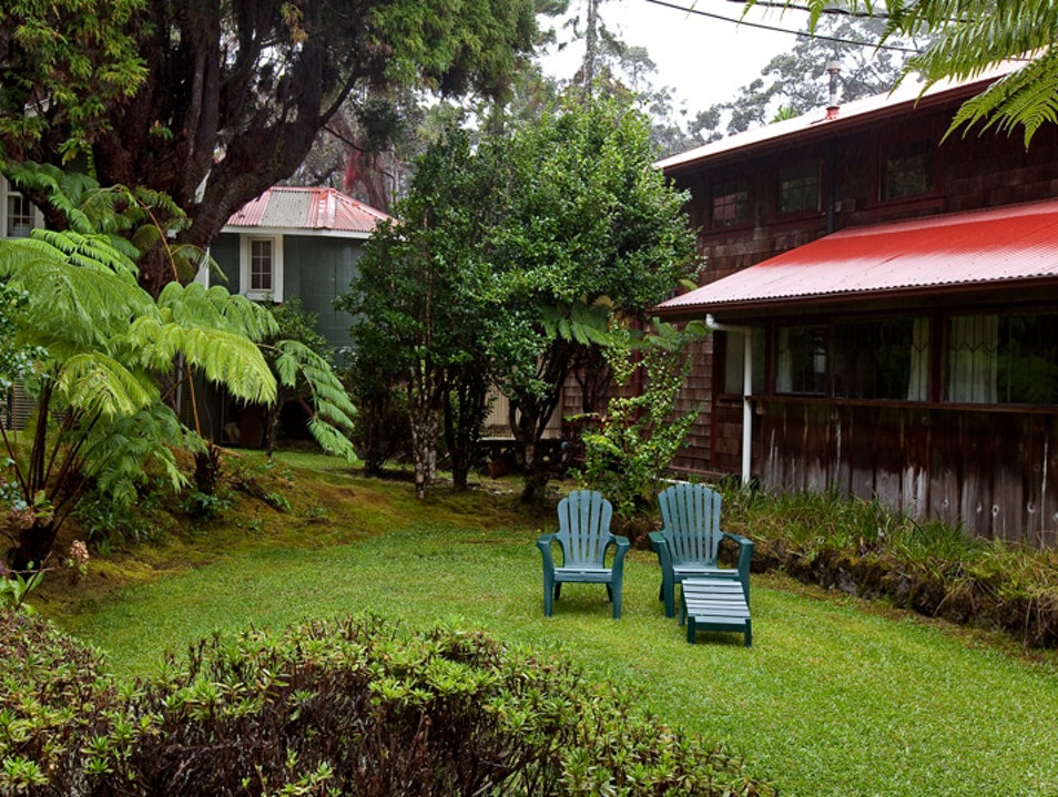Hale Ohia Cottages Mountain View Hawaii United States