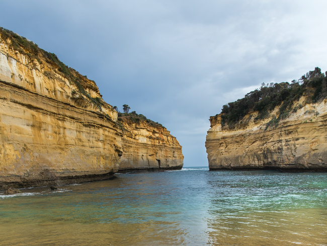 Touring each stop on The Great Ocean Road