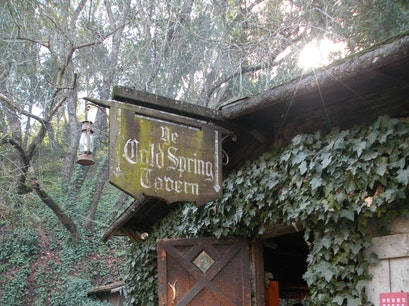 Cold Spring Tavern Santa Barbara California United States