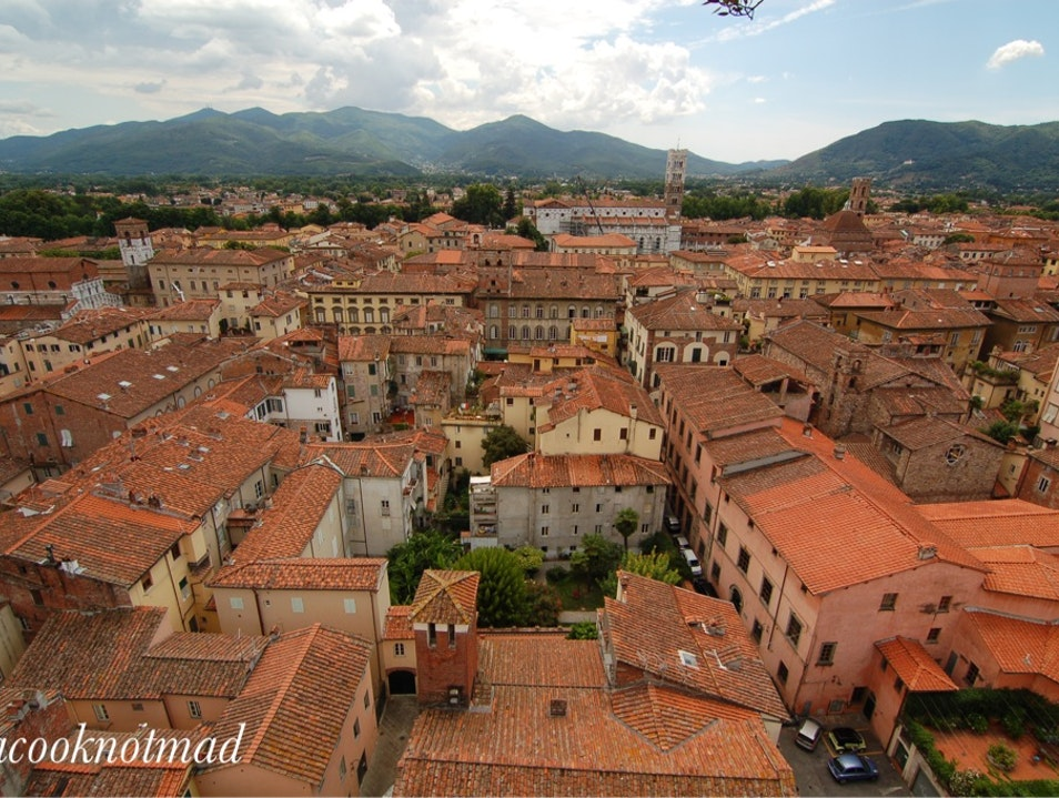 Amazing Views Await You Lucca  Italy