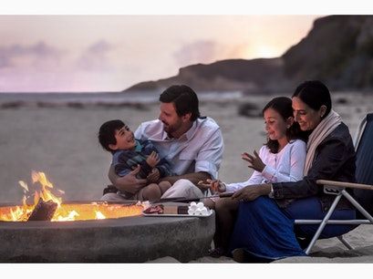 S'mores on the Beach Dana Point California United States