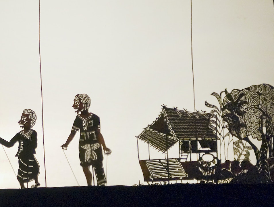 Experience the Ancient Art of Shadow Puppetry Siem Reap  Cambodia