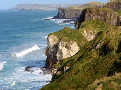 Causeway Coastal Route, Northern Ireland Larne  United Kingdom