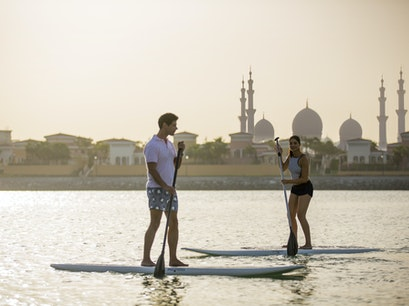 Fairmont Health Club & Beach Club Abu Dhabi  United Arab Emirates