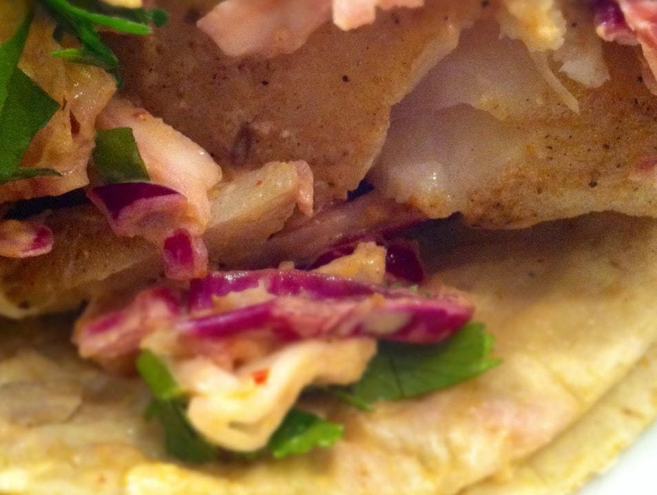 Yucatan-style Tacos in Brooklyn New York New York United States