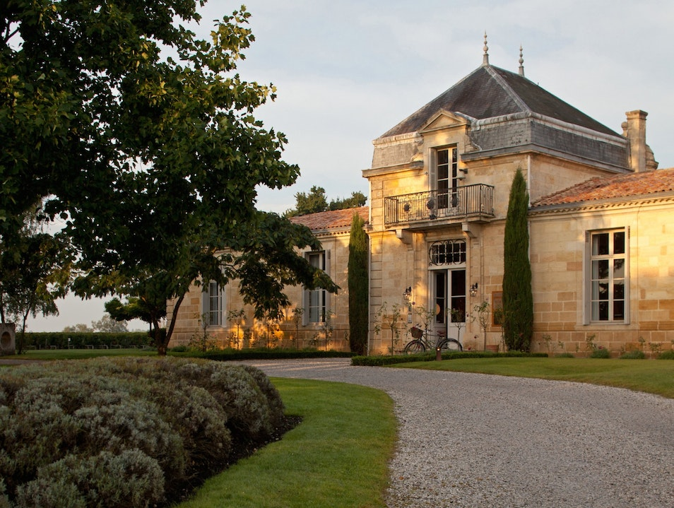 Two Michelin Star Dining in a 17th-Century French Château Pauillac  France