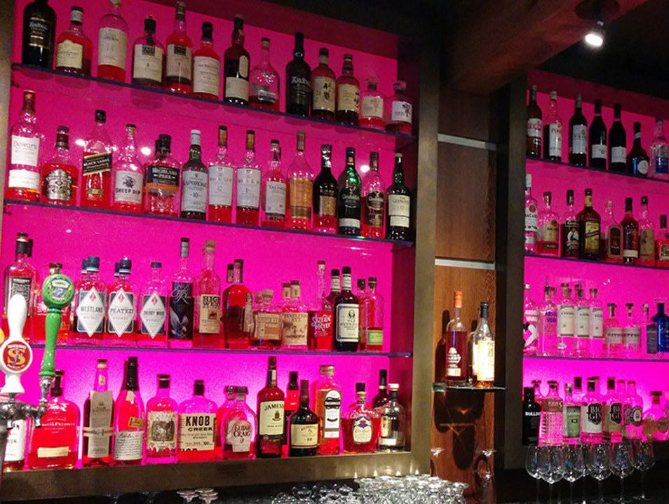 Have a Late-Night Happy Hour at BOKA