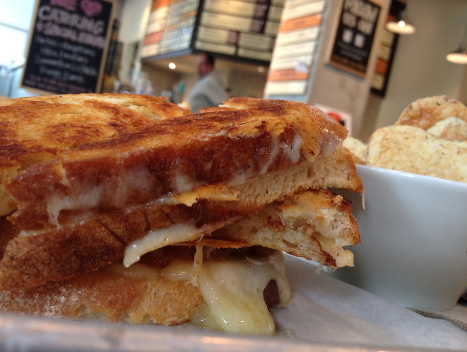 Cheesy (the Delicious Kind) in Toronto