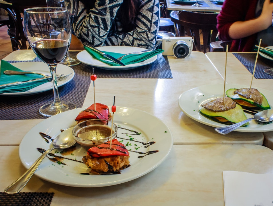 Take a Bite Out of Spanish Cuisine