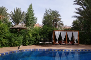 Ecolodge Bab El Oued Maroc Oasis