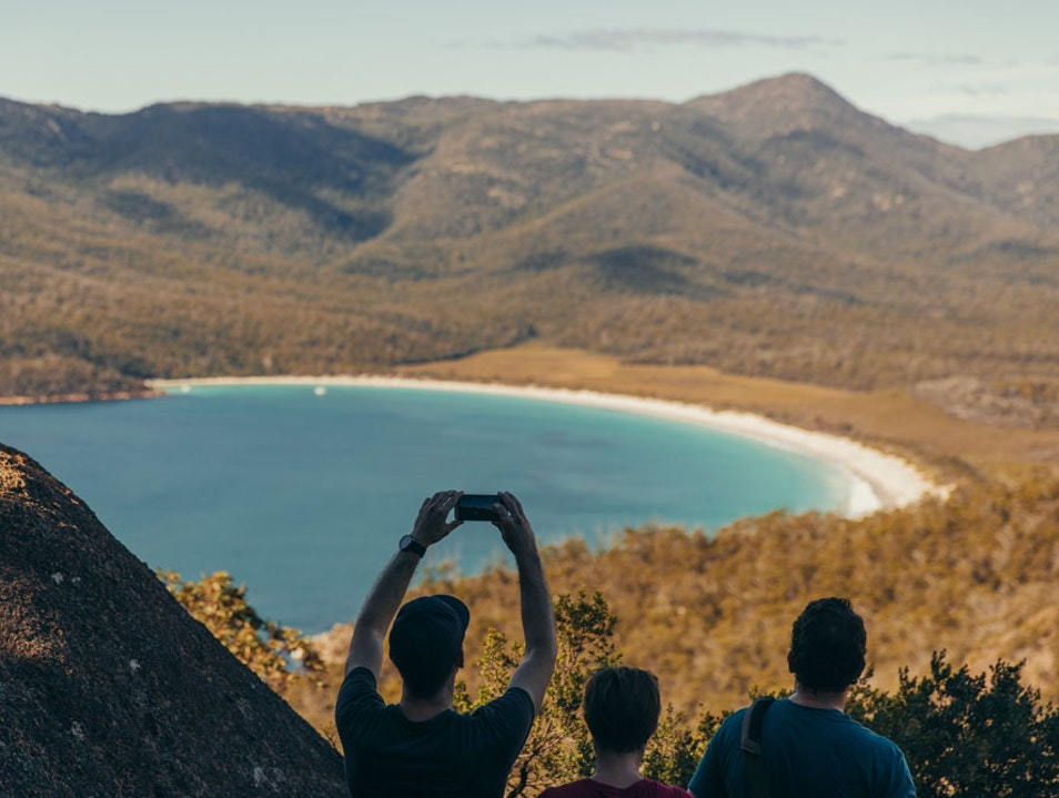 Wineglass Bay Coles Bay  Australia
