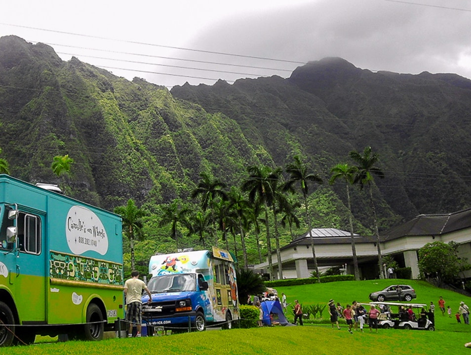 The Elusive Camille's on Wheels Kaneohe Hawaii United States
