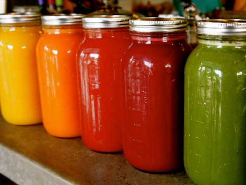 Get Your Organic Coffee Fix at Jessie's Juice Bar
