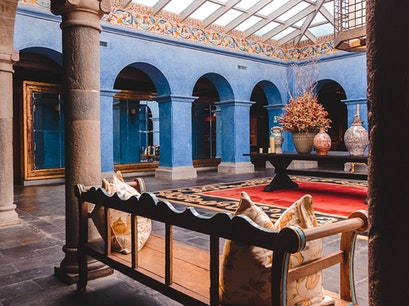 Palacio del Inka, a Luxury Collection Hotel, Cusco Cusco  Peru