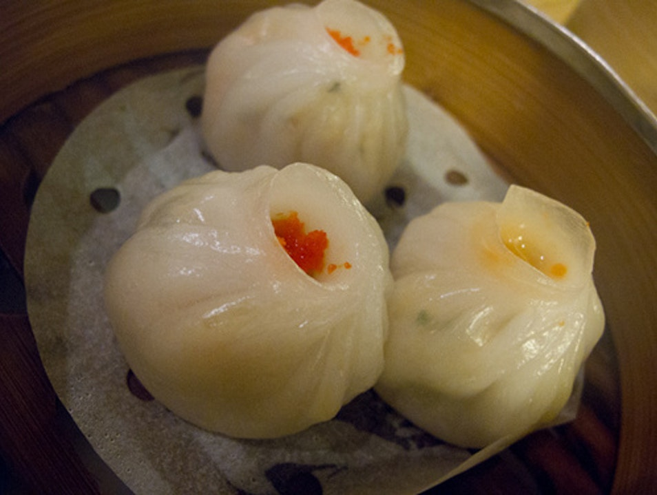 Sophisticated Dumplings in a Refined Setting San Francisco California United States