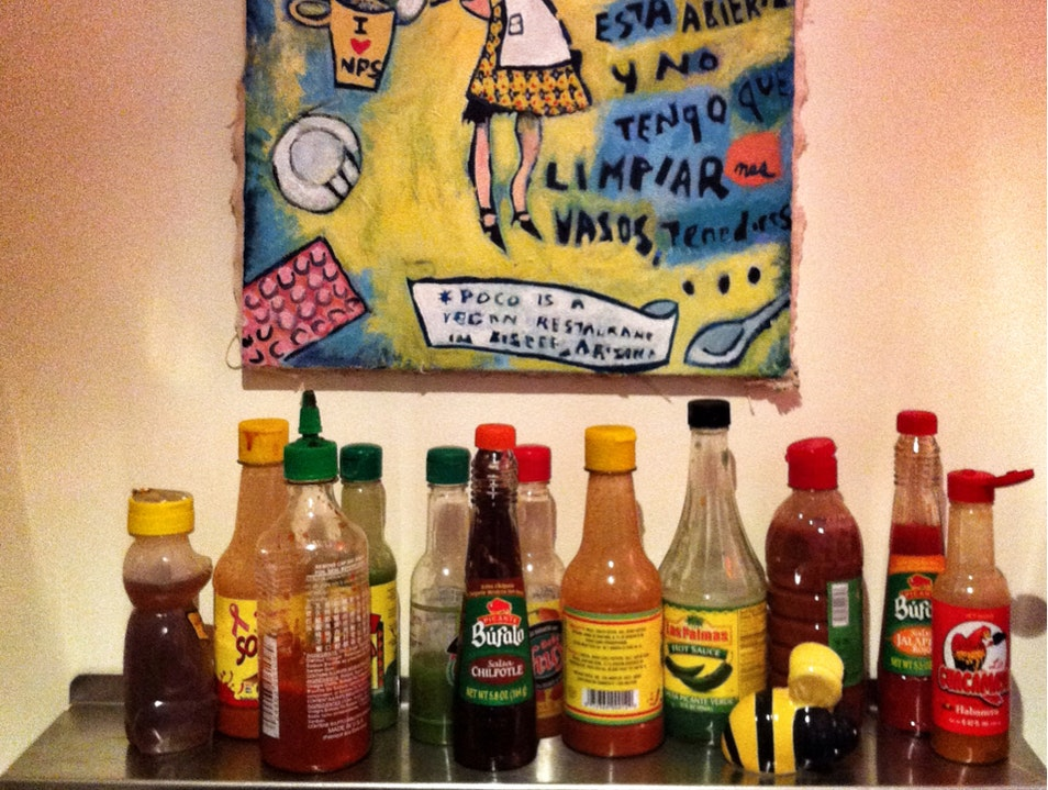 Hot Sauce 'Altar' Bisbee Arizona United States