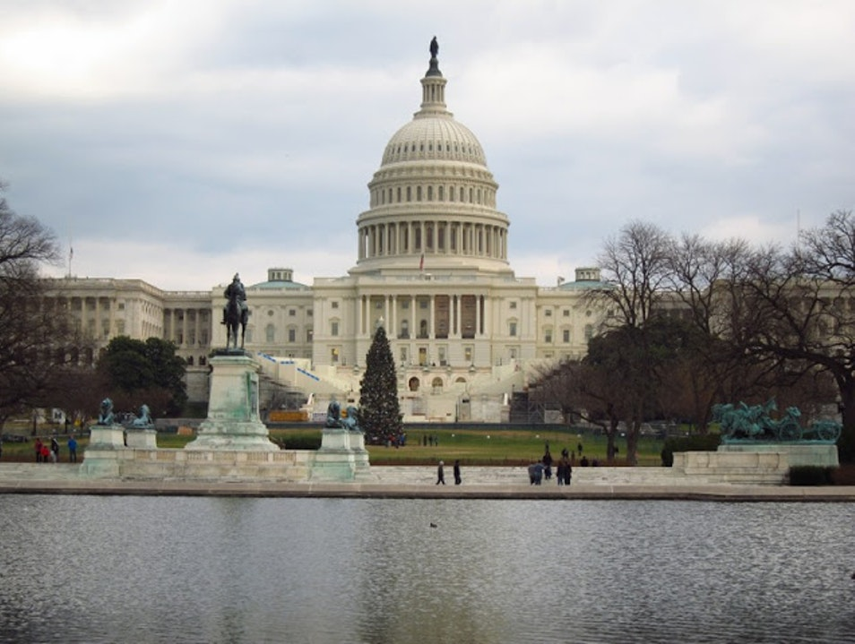 Tour the United States Capitol Washington, D.C. District of Columbia United States