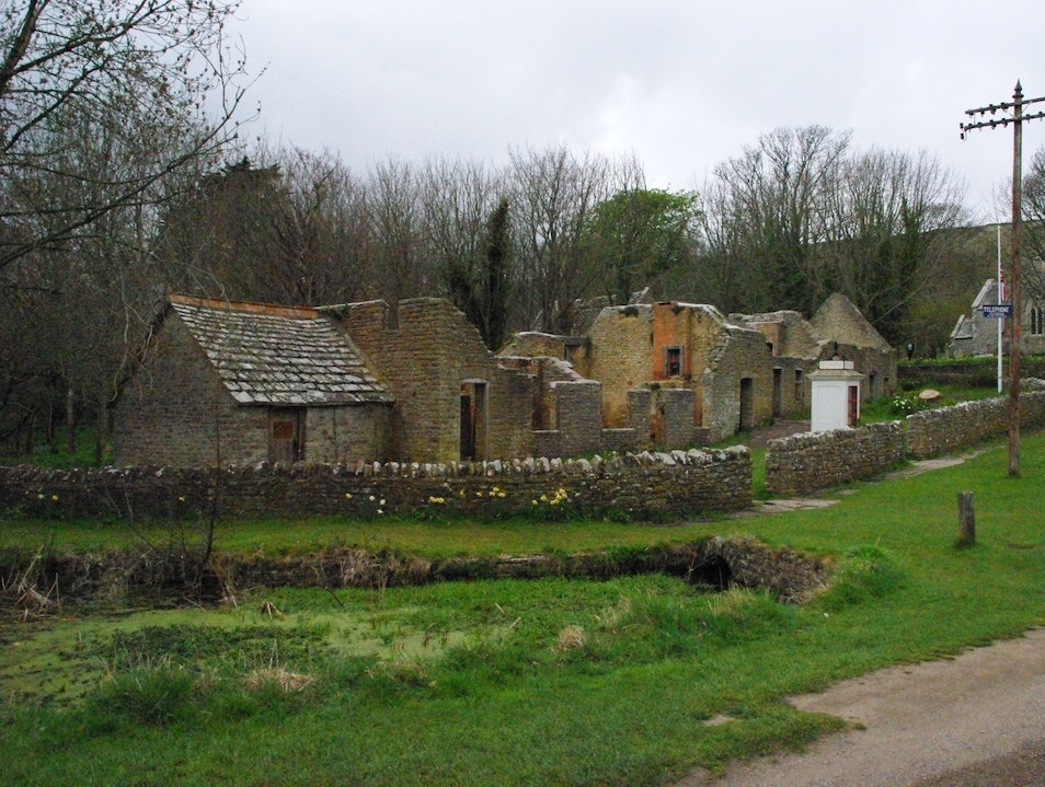 The Ghost Village of Tyneham