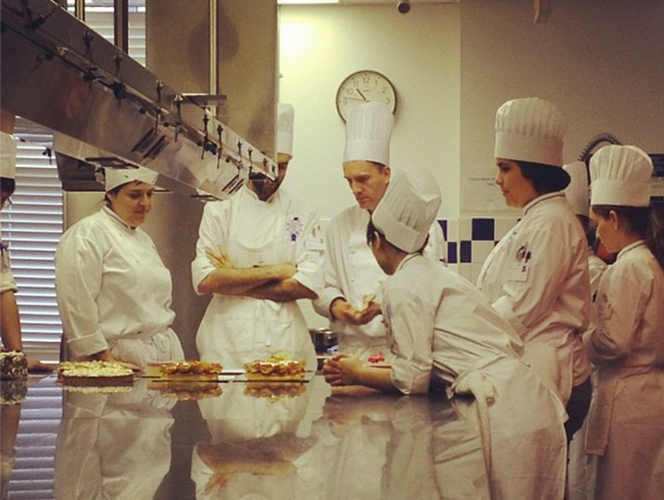 One Day as a Le Cordon Bleu Ottawa Student Ottawa  Canada