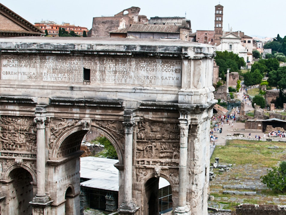 The Meeting Place for Friends, Romans, Countrymen...